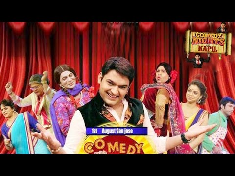 Kapil Sharma To Host 'Comedy Nights' In AMERICA & CANADA
