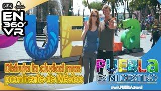 preview picture of video 'Puebla tus sueños de realidades Conoce Puebla Mexico 2015'