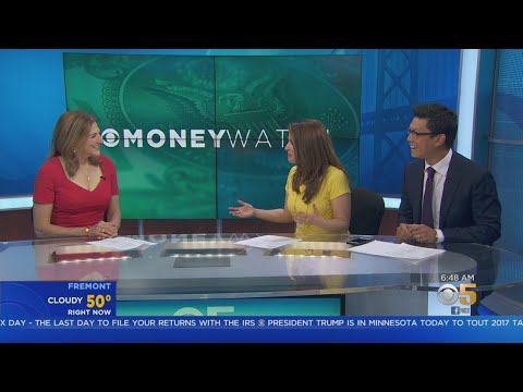 CBS News Business Analyst On Tax Deadline, Financial Mistakes