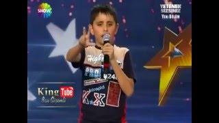 10 Yaşında Dünyanın En Güzel Rap Söleyen Çocugu Oldu