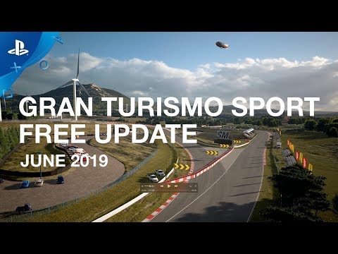 GT Sport Patch 1.40 Adds New Sardegna Road Track, Five New Cars