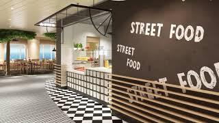 AIDAnova: Street Food schlemmen an Bord
