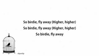 Avril Lavigne-Birdie LYRICS