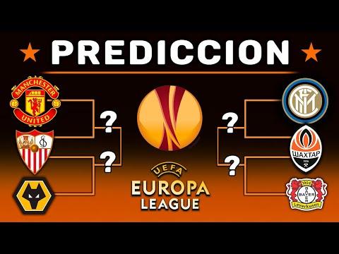 Nuevo Campeón EUROPA LEAGUE 2020 – PREDICCIÓN desde Cuartos de Final