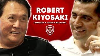 Robert Kiyosaki Interview with Patrick Bet-David