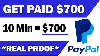 10 Minutes = Earn $700+ Right NOW! (Real Proof) | Make Money Online | Branson Tay
