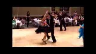 Audra Elena and Michael Krawiec -East Coast Swing