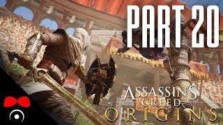 ŽEZLO = OP AF!   Assassin's Creed: Origins #20