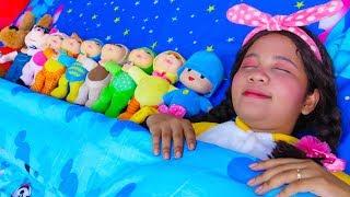 Ten in a Bed 2 ~ Fun Songs for Children
