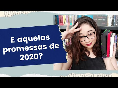 AS PROMESSAS NÃO CUMPRIDAS DE 2020 ? | Biblioteca da Rô