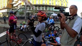 Start of the Sagan Fondo Gran Roadie Oh 2019