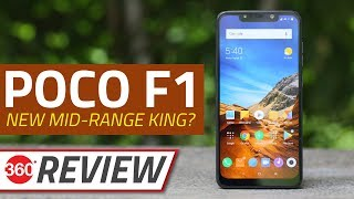 Poco F1 Review | Has OnePlus 6 Met Its Match?