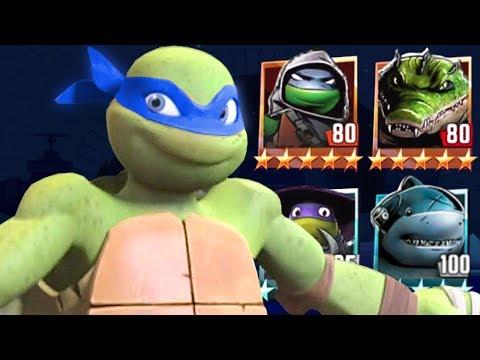 Ninja Turtles Legends PVP HD Episode - 448 #TMNT