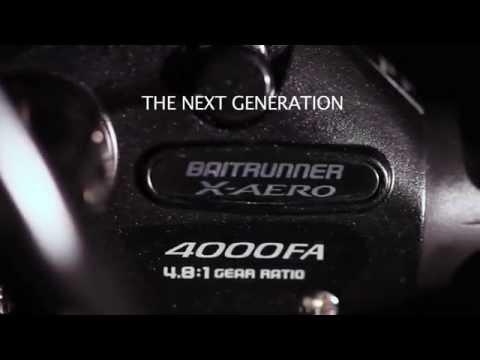 Катушка с байтраннером Shimano Baitrunner X Aero 2500 FA фото №1