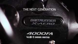 Shimano baitrunner x aero 4000 fa