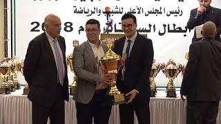 رام الله: الاتحاد الفلسطيني لرياضة السيارات يكرم ابطاله للعام 2018