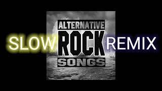 Alternative slow rock song remix