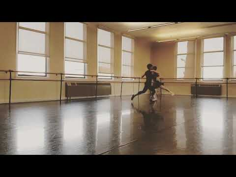 Tangata/San Diego Ballet/ Dancers Stephanie Maiorano & Tonatiuh Gomez / Coreography Javier Velasco