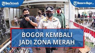 Wali Kota Bogor Bima Arya Perpanjang PSBMK 14 Hari ke Depan setelah Bogor Kembali Jadi Zona Merah