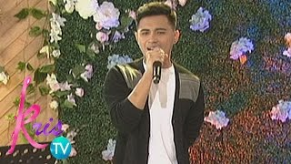 Kris TV: Marlo sings 'My One and Only'