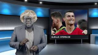 Uncle D Trend News: Cristiano Ronaldo muss ins Gefängnis!