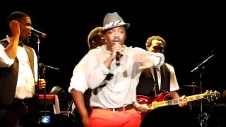 Never Love Again - Anthony Hamilton, Stockholm 2012-04-11