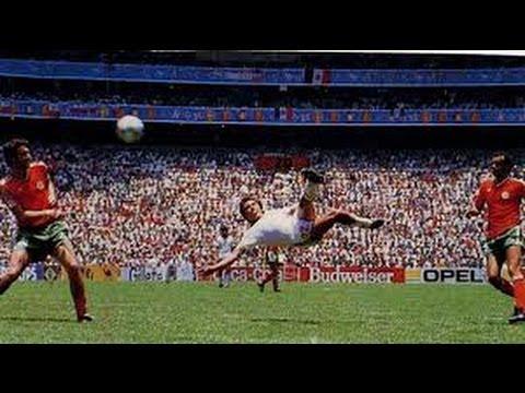 Лучший гол в истории Чемпионатов мира по футболу (ВИДЕО)