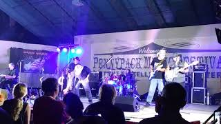 High Noon - Freebird At The Pennypack Music Festival (8-9-2017)