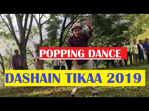 LAXGER | POPPING DANCE 2019 | DASHAIN SPECIAL | AT RAMECHHAP