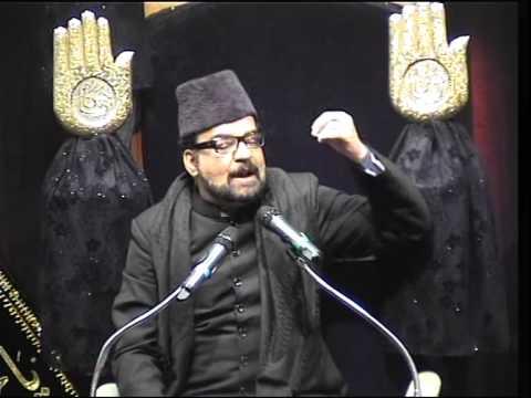 """Maulana Abid Bilgrami - Majlis2 (Part1) - Ashra Zainabiya 1436 - """"Labbaik Ya Mahdi"""""""