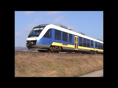 Start der neuen Lammetalbahn am 14.12.2003