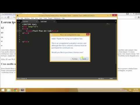 Học HTML cơ bản cùng Thạch Phạm (P3)