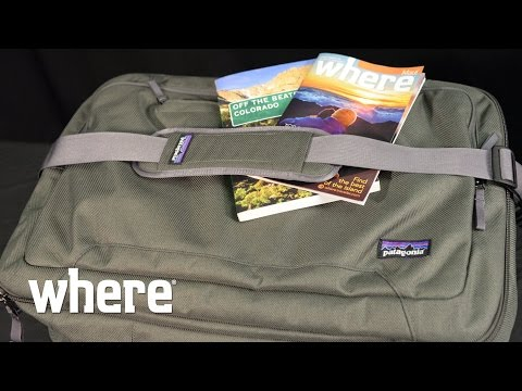 Gear Review: Patagonia Transport MLC 45L Carry-on Travel Bag
