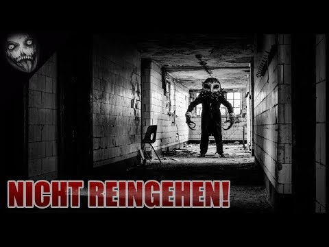 Die alte Psychiatrie | Horror Creepypasta German / Deutsch