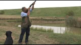 How to shoot duck