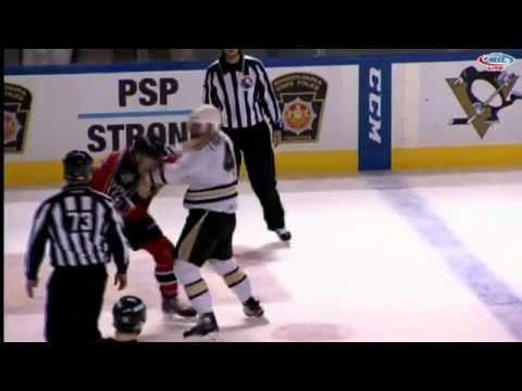 Taylor Chorney vs. Philip Lane
