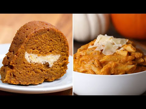 Resourceful Ways To Use Your Leftover Pumpkin