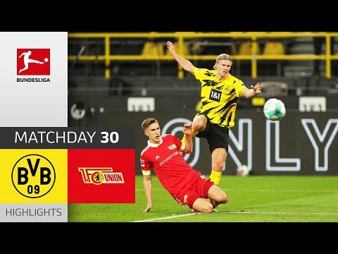 BV Ballspiel Verein Borussia Dortmund 2-0 1. FC Un...