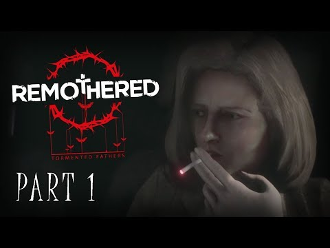 TO MÁŠ ZA TO FAJČENIE! | Remothered: Tormented Fathers | Part 1 | SK Let's Play | George