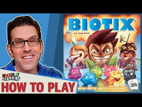 Biotix - How To Play, by Watch It Played