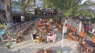 DRONE DJI PHANTOM 3 - CAFE KOPIKU PANDAN KAB TAPTENG