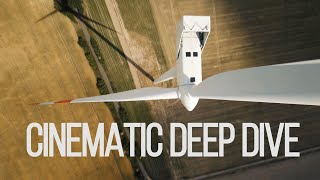 Cinematic Deep Dive || 4K FPV || Reelsteady GO
