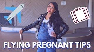 Air Travel During Pregnancy: My Best Hacks