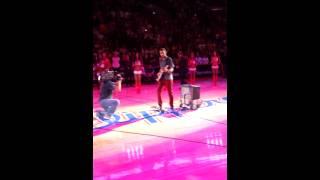 Brandon Jarod Live @ Staples Center