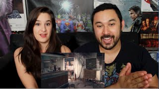 FALLOUT 4 OFFICIAL TRAILER REACTION & REVIEW!!!