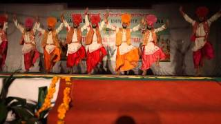 bhang winnrer COA, PAU youth festival 2011