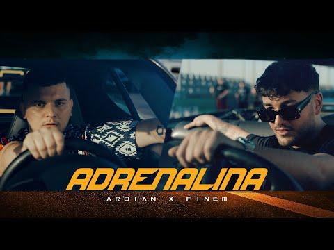 Ardian Bujupi ft. Finem - ADRENALINA