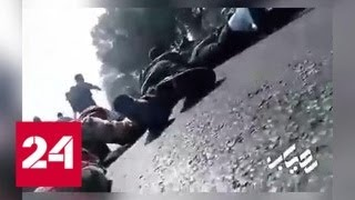 На параде в Иране террористы расстреляли детей, женщин и военных - Россия 24