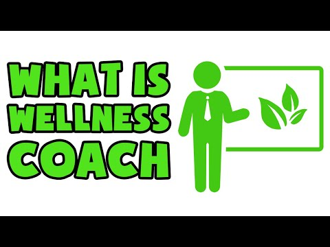 What is Wellness Coach   Explained in 2 min
