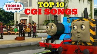 top 10 thomas and friends cgi crashes and accidents - TH-Clip